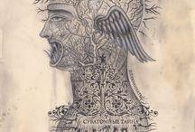 Vintage Diagrams & Sacred Geometry / by antonykoz
