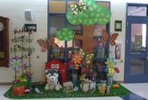 Library Displays / Library displays, Toy Story
