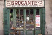 BROCANTE/ VINTAGE! / leuke, mooie oude herinneringen