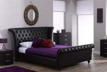 Black is the New Black / Go gothic with your interior choices / by Dreams Ltd