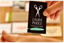 Unusual Business Cards / #Creative #Business #Cards
