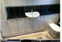 Completed Bathroom Projects Gallery / by Rothwell Tiles and Bathrooms - Happy customers :)