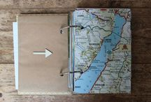 Travel journals / Ideas on creating your own Travel journal x