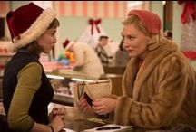 Carol / Movie directed by Todd Haynes.  In Competition at 2015 Cannes