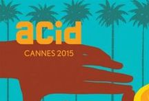 2015 L'ACID Cannes Selection / Independent cinema at Cannes 2015