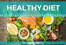 Healthy Diet / A Healthy Diet is a board for all your tips and tricks for being healthy and getting in shape - featuring quick and easy diet recipes, food hacks, diet & detox plans and ways to lose weight.