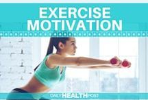 Exercise Motivation / Explore a whole range of exercise plans, tips and workout routines aimed at men and women of all shapes and sizes!  Exercises are suitable for everyone, whether you are a beginner or a pro exerciser looking to lose weight or just stay in tip top condition. Find that extra motivation to exercise properly, adequately and consistently here!  By following our exercise tips, not only will it have amazing health benefits, it will improve the quality and the effectiveness of your exercise methods.