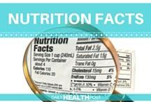 Nutrition Facts / Your guide to nutrition! A balanced diet is one that will give you all the nutrition you need. The right intake and variety of nutritious foods will enable weight loss, improve your fitness and give you an all round healthy lifestyle. Getting all the nutrition is vital during pregnancy, for kids' growth and sports activities. Find out facts, plans, charts, guides and recipes here to get educated on nutrition and how to get all the nutrition needed daily in your meals and snacks.