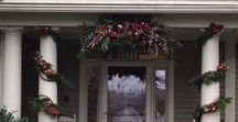 Wreaths and Seasonal Designs / A beautiful custom wreath or centerpiece can complete the look in the same way the right shoes and bag can make the outfit. This is especially true during the holidays. In addition to creating beautiful, one-of-a kind wreaths to complement urns and windowboxes, we can trim the tree, deck the halls, and light the lights. The magic outside complements the magic inside and best of all our clients are free to truly enjoy the most wonderful time of the year.