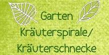 Garten [Kräuterschnecke]