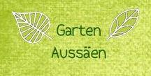 Garten [Aussäen]