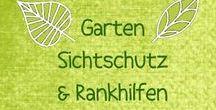 Garten [Sichtschutz & Rankhilfen]