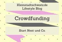 Start Next Projekte - Crowdfunding / Neue Ideen aus der Höhle der Löwen und Co.