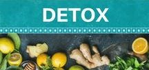 Detox / Discover simple detox solutions to flush the toxins out of your body and speed up weight loss with detox foods, drinks and recipes.