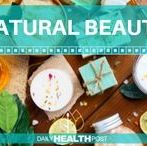Natural Beauty / You don't need harsh chemicals or tons of time to get shiny, healthy hair and smoother skin. Get updated about skin care using natural ingredients, tips and tricks