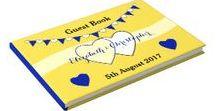 Wedding Guest Books / Wedding Guest Books