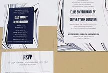 Marble Wedding Inspiration / Marble Wedding Invitations & Inspiration
