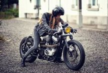 Classic Motorcycles / by Steve Brown