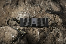 G-GRIP / G-GRIP is a portable Bluetooth wireless speaker designed to withstand the hazards of everyday life - and then some. In lab tests, it survived drops over 8ft and stood strong under 1,339 lbs.
