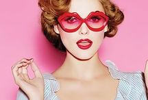 Pin Up Style / by Michelle Hudson
