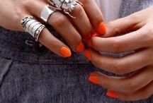Nail-ing It / I suck at nail art, but I do enjoy looking at it!