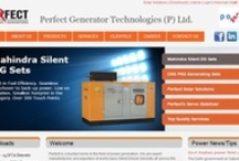 Perfect Generators / As an ISO 9001, 14001 & 18001 certified company, perfection in design & fuel efficiency is guaranteed in all the aspects of power generation. Having a rich expertise of more than two decades in the field of power generation, we are successfully manufacturing and exporting Silent DG Sets ranging from 5 KVA to 500 KVA.  Visit - www.perfectgenerators.com
