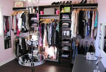Spare room/dressing room   / by Lola Marie