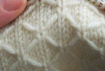 Knits and crochet