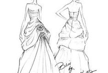 Monique Lhullier designs / for research purposes / by nyoom