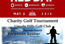 Tami Saner and Associates - Charity Event for The Forgotten Soldiers Charity Golf Tournament 5/8/14 / Tami Saner & Associates Charity Event for The Forgotten Soldiers Charity Golf Tournament May 8th 2014 at The Lincoln Hills Golf Course