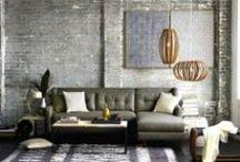 Interior Design / My varied taste in interior design