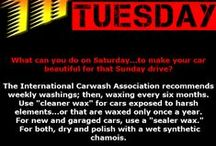 DIY FYI / by Bobby Likis Car Clinic