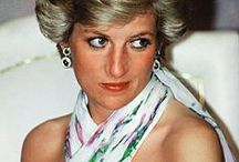 Royalty-Princess Diana-British / by Mary Ann Beisel