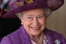 Royalty - Queen Elizabeth II / by Mary Ann Beisel