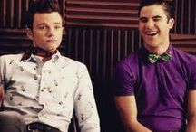 Chris/Darren/Klaine <3 / by Monique Freakin' R