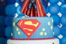 Birthday party ideas for David! / by Heidi Borrero