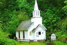 Faith ~ / Love these old churches ~