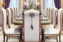 Dining rooms ~ / Gorgeous Dining rooms ~