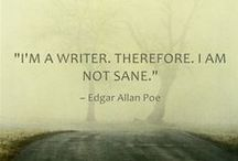 The Art of Writing and the pure joy of Reading :)