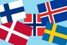 skandinavia ja kotimaa / pohjolan mallia