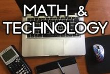 Math & Technology / The Millennial Generation is here!!! Find out how you can use technology in your classroom to engage your students!