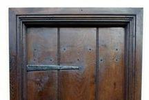 Interior Doors / Oak interior oak doors, made to suit the individuals requirements