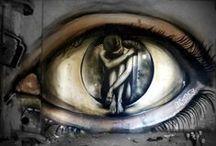 street art / ihmeellisia ideoita