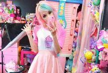 pastel child