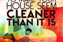 puhdas koti - spikes span clean home / siivous vinkit