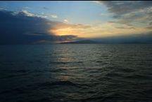 Mediterranean Sea / Cruising around the Mediterranean Sea