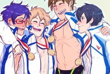 I only pin Free™ / haru you can't eat a pool