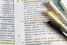 Study up