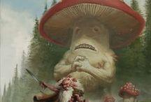 RPG Druids & Shamans
