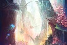 Cities of Magic, Clockwork & Cherry Flowers